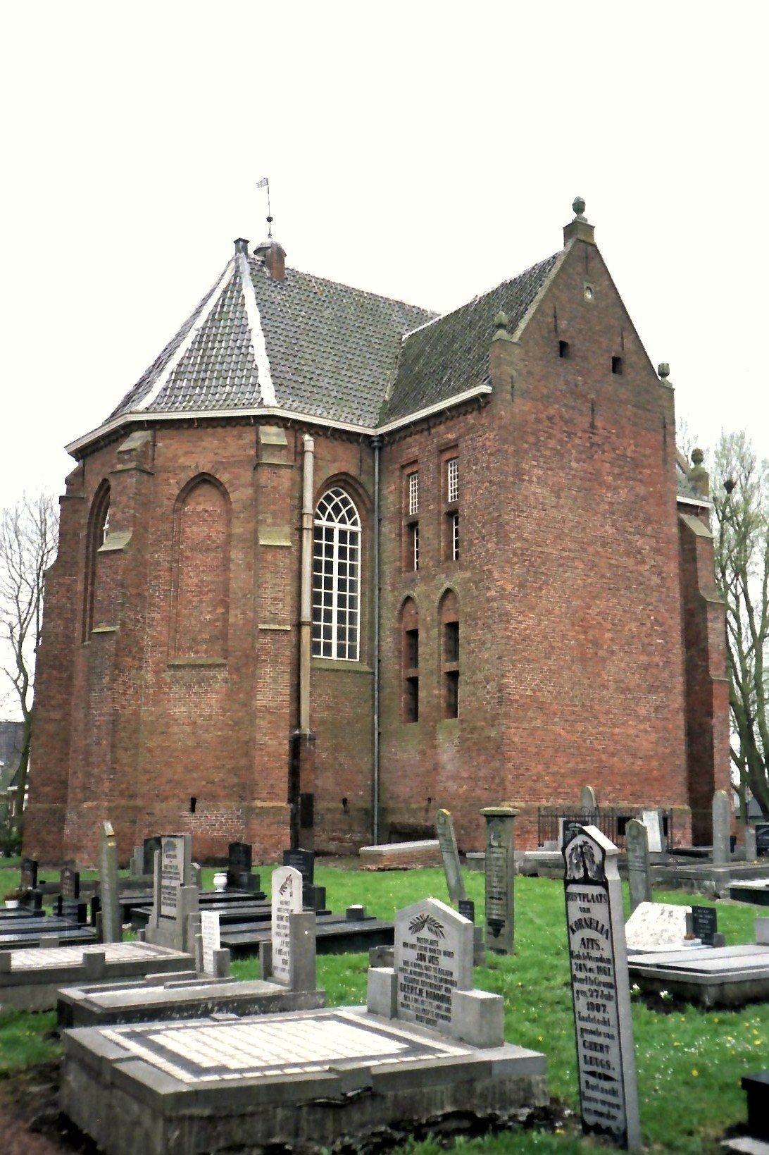 Harkstede, Hoofdweg 63 - Ned. Herv. Kerk - Reliwiki