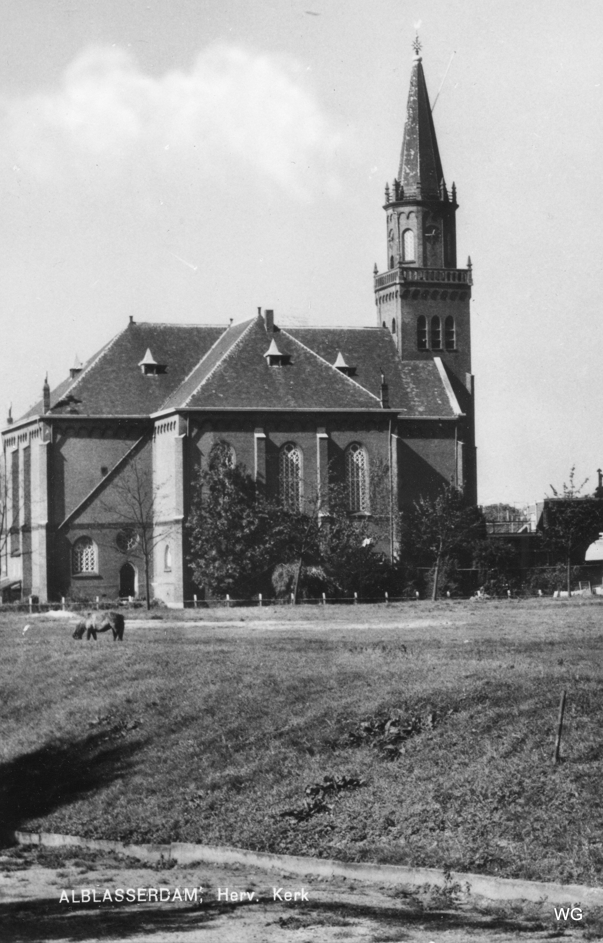pkn alblasserdam grote kerk
