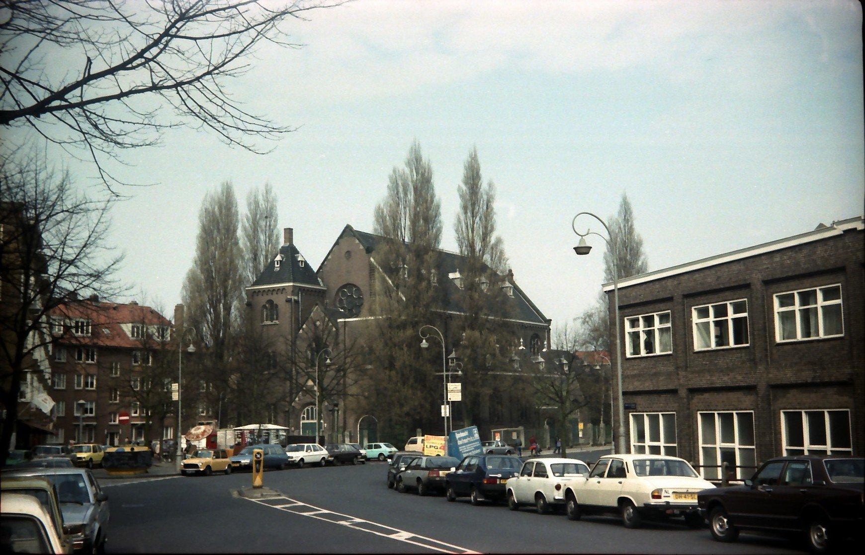 Bestand:Amsterdam, vm. Ned. Herv. Prinsessekerk.jpg - Reliwiki