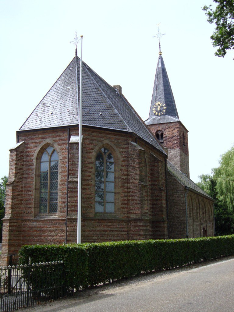 Wadenoijen, Lingedijk 23 - Ned. Herv. Kerk - Reliwiki