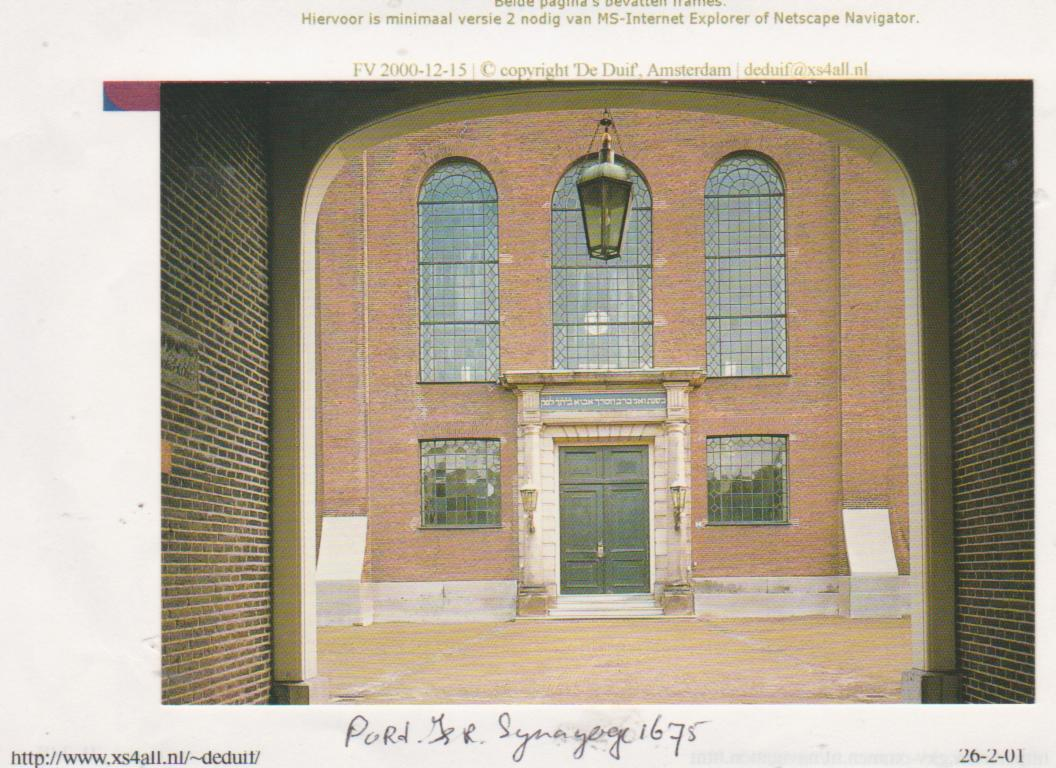 oude synagoge harderwijk