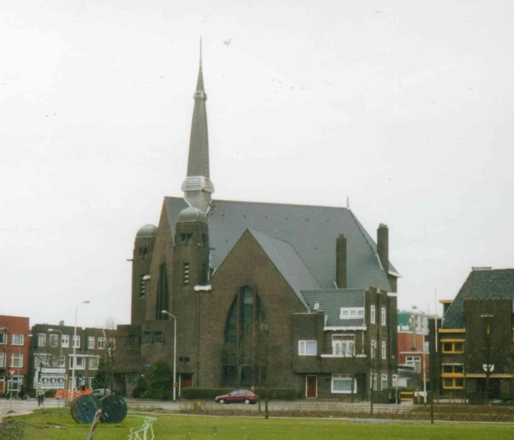 De geboorte van de Gereformeerde Kerk te Lichtenvoorde en