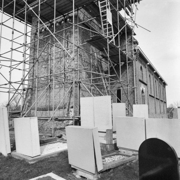 Bestand:Drogeham, Tsjerkebuorren 4 - St Nicolaas RCE (1984 ...