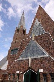 Andijk middenweg 4 gereformeerde kerk reliwiki - Expressionistische architectuur ...