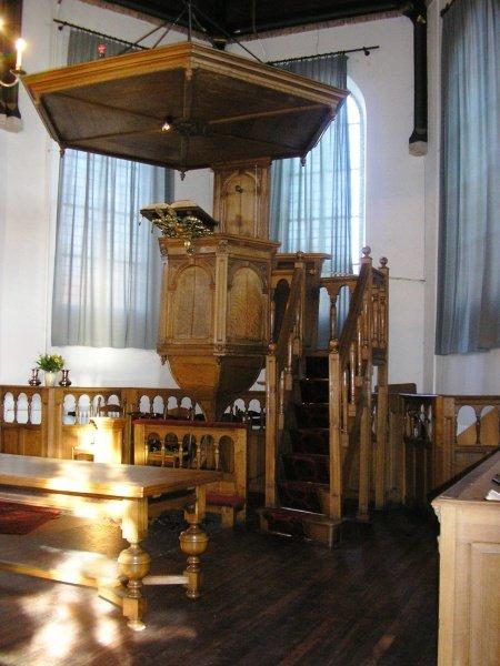 Bestand:Oud-Vossemeer N.H.Kerk-Kansel 1.JPG - Reliwiki